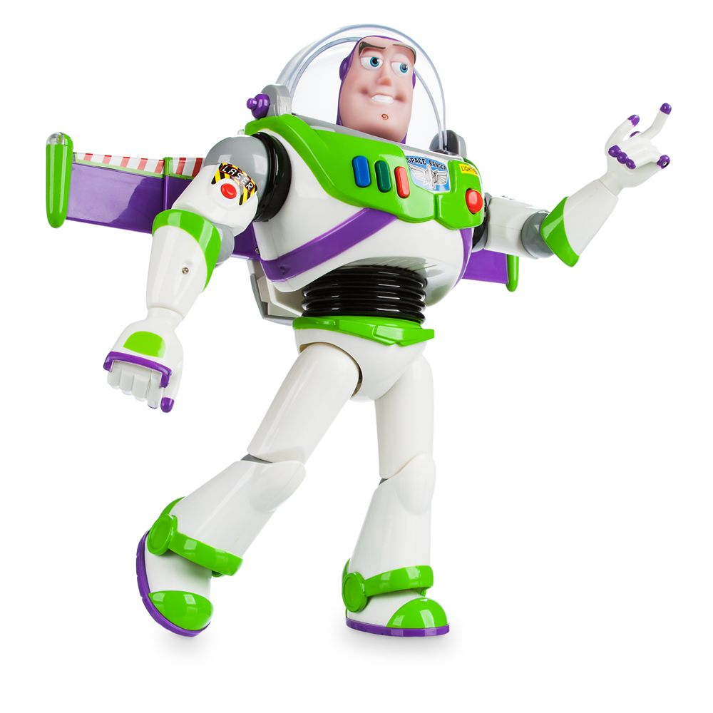 Toy Story Buzz Lightyear Action Figure