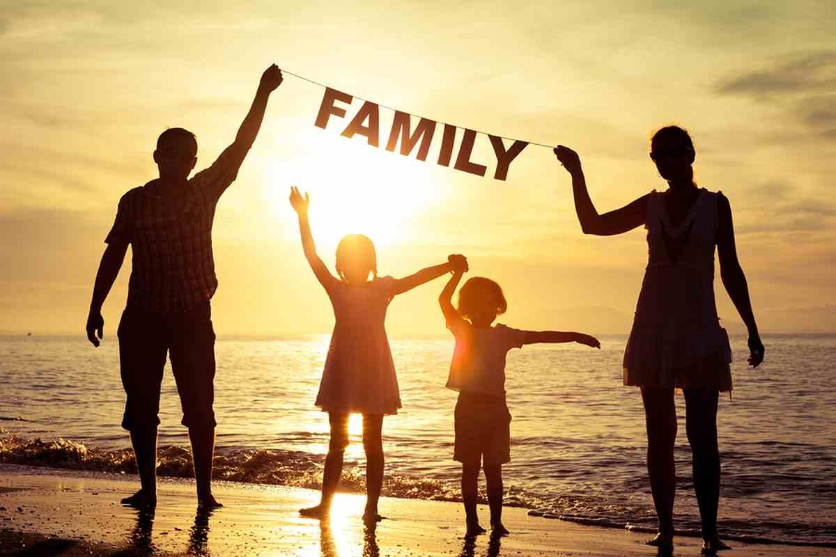 I 10 comandamenti di un buon genitore