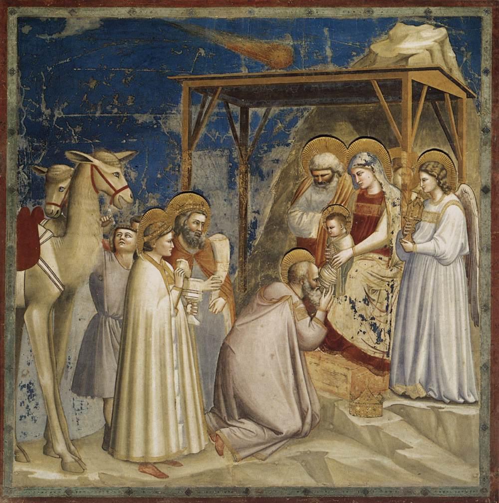 Giotto Cappella Scrovegni