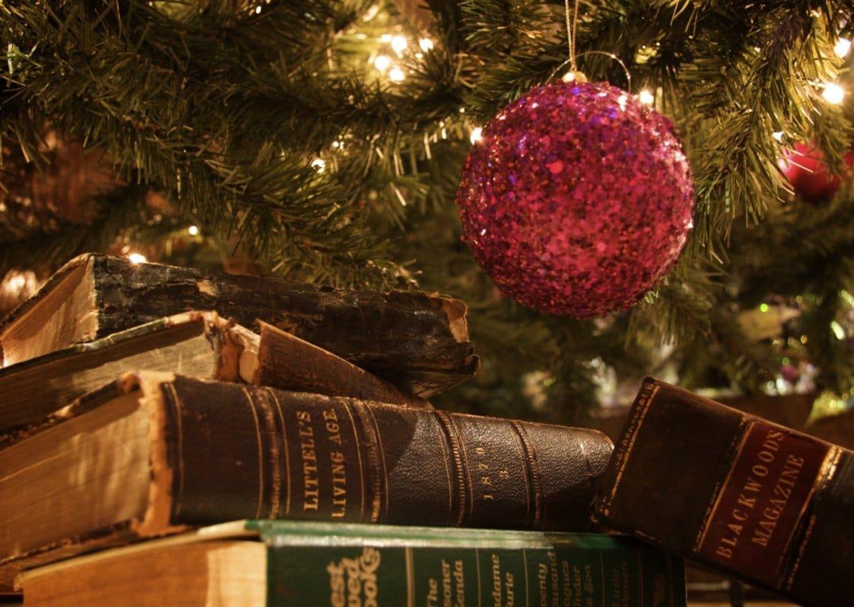 Un libro il miglior regalo per Natale